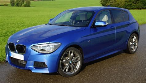 animal series paket 1 bmw 1er coupe m paket blau