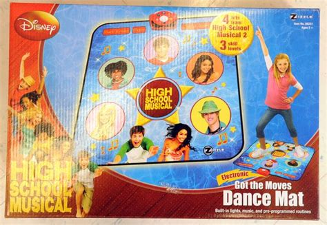 High School Musical Mat by From The Boy To The Furby Best Selling