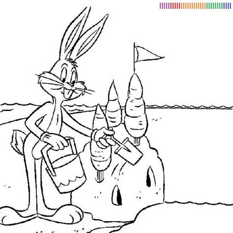 coloring pages of baby bugs baby bugs bunny coloring pages coloring home