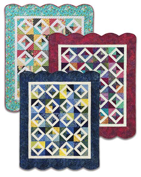 magic quilt pattern magic carpet ride eleanor burns signature pattern