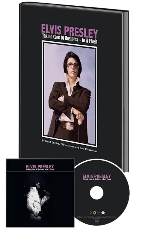 libro the care of the video promo per il libro taking care of business in a flash elvis friends fan club italia