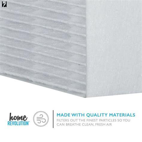 honeywell hrf  air purifier filters home revolution