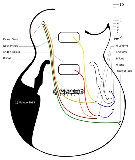 semi hollow guitar wiring diagram wiring diagram