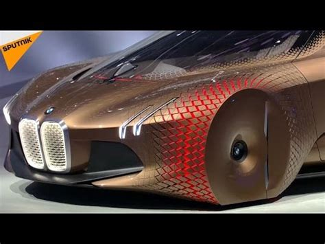 futuristic cars bmw vision next 100 bmw unveils shape shifting self driving