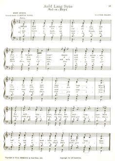 auld lang syne treble clef sheet    instruments nuty na keyboard pinterest treble