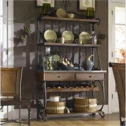 16 awesome bakers racks with drawers for kitchen and dining room