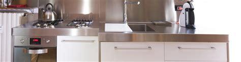 top cucina acciaio inox cucina acciaio inox top sagomato progetti borlina acciaio