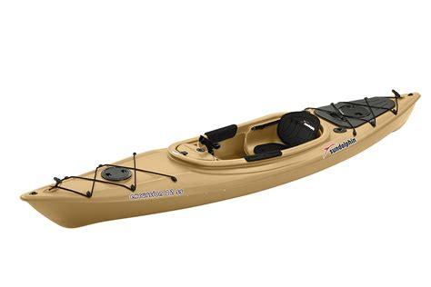 feelfree 10 t10 olive sun dolphin excursion 12 foot sit in fishing kayak review
