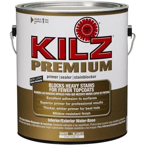 kilz premium primer 1 gal other home improvement walmart