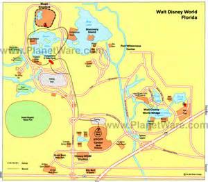 disney in florida map printable walt disney world calendar template 2016