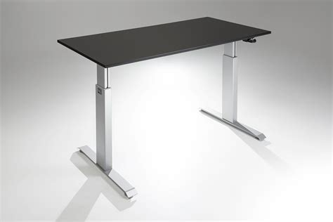 desk height for 6 2 flextable height adjustable standing desk multitable
