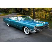 1967 Cadillac DeVille Turquoise Show Car For Sale  GM Authority