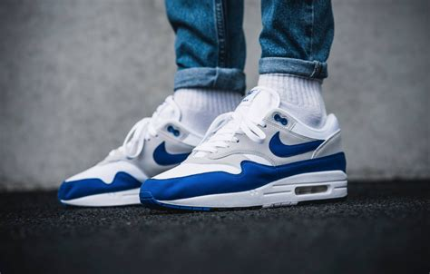 Nike Airmax 1 get ready for the nike air max 1 anniversary royal