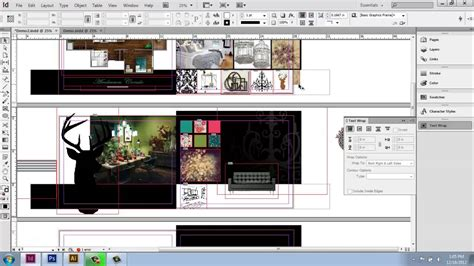Interior Design Portfolio Layout Indesign | adobe indesign cs6 interior design portfolio part 11