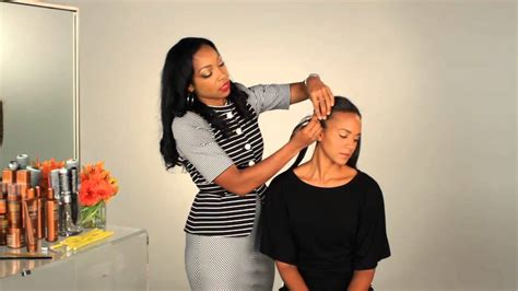 how to make my africanhair curly naturally how to make african american relaxed hair to look