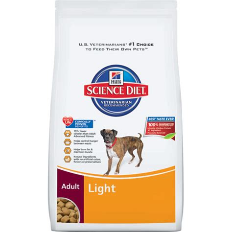 science diet light 5 lb hills science diet light dog food