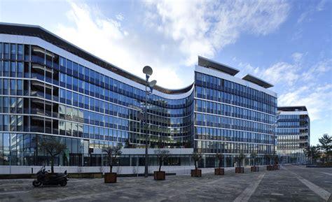 immeuble de bureaux immobilier confort thermique immeuble bureau green