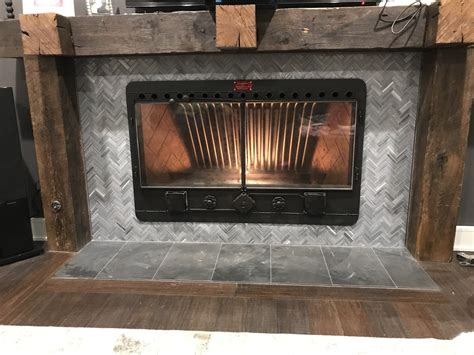glass door fireplace insert custom wood burning fireplace insert hasty heat hastyheat