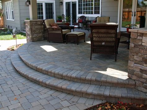 Patio Interlocking Pavers O Jpg