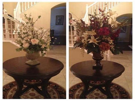 round foyer table ideas decoration round foyer table decorating ideas with