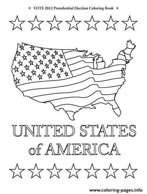 Happy Presidents Day Coloring Pages