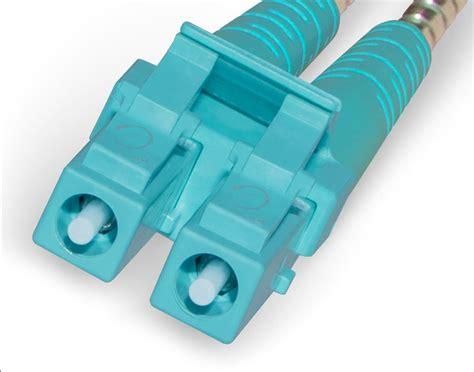 Patch Cord Lc Lc Singlemode Duplex 40 Meter om4 lc lc armored duplex fiber patch cables 100g multimode