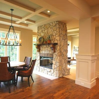 2 Sided Fireplace Ideas by 2 Sided Fireplaces House Ideas