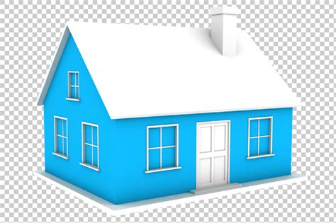 Blueprints For A House house 3d render png graphics on creative market