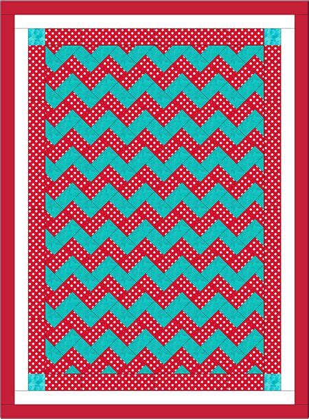 zig zag quilt pattern using triangles how to make a chevron quilt without piecing triangles no