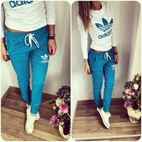 Blouse Nz60915 Blouse Adidas Top blue adidas blouse joggers top jumpsuit