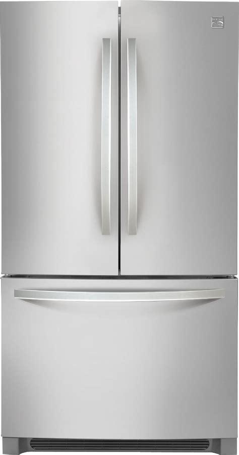 Sears Door Refrigerators by Kenmore 70423 22 3 Cu Ft Counter Depth Door