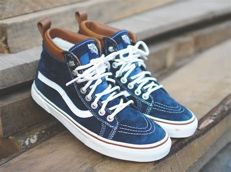 Vans Sk8 Hi by Vans Sk8 Hi Mte Fall 2014 Colorways Sneakernews
