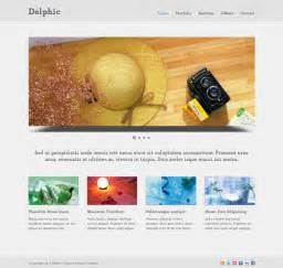 Html Template Free by Delphic Free Html Template