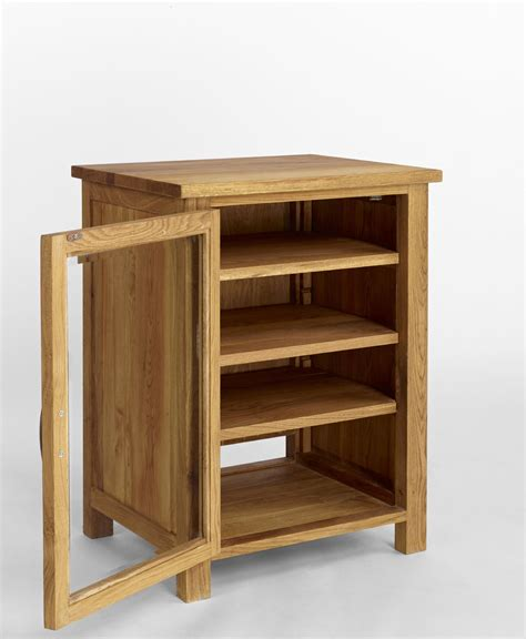 Wooden Hifi Cabinet by Oak Hi Fi Cabinet Oak Furniture