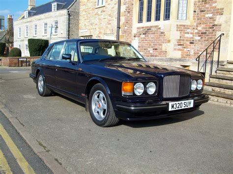 bentley turbo r 1996 bentley turbo r pictures information and specs