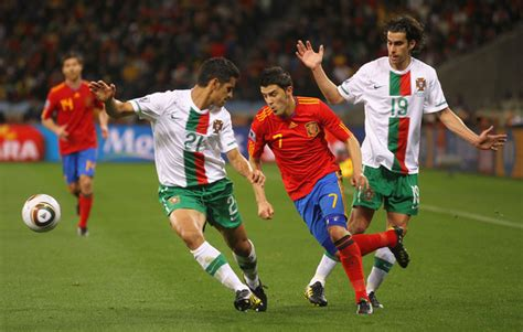 spain vs portugal world cup ricardo costa pictures spain v portugal 2010 fifa world