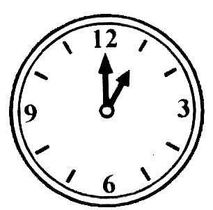 Clock Coloring Pages 11 Clock Coloring Page