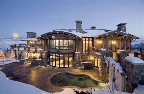 dreamhomes us the resorts west ski dream home in park city utah