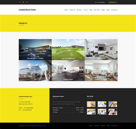 renovation theme construction renovation building companies wordpress theme