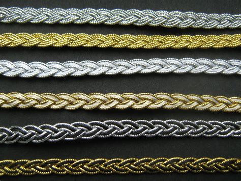 upholstery braid and trimmings trim braid fabric for cosplayers
