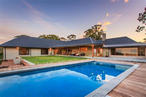modern rural homes designs australia house of the day