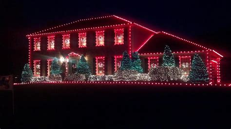 How Much Will That Light Display Cost This Year Wjct News Light Display