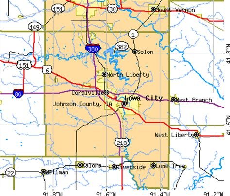 johnson county texas map johnson county iowa detailed profile houses real estate cost of living wages work