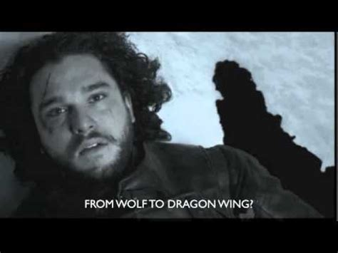 jon snow death are there clues in the blood youtube