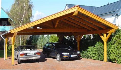 doppelcarport schr 228 g satteldach sams gartenhaus shop - Doppelcarport Satteldach