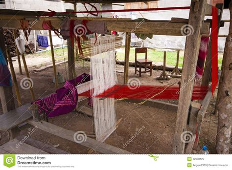Handmade Loom - handmade loom iii stock photography image 32638122