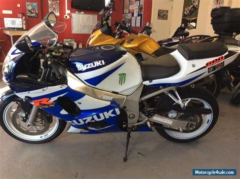 Suzuki Gsxr K1 2002 Suzuki Gsxr 600 K1 For Sale In United Kingdom