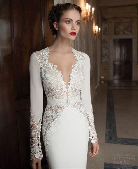 wedding dresses  sleeves  older brides