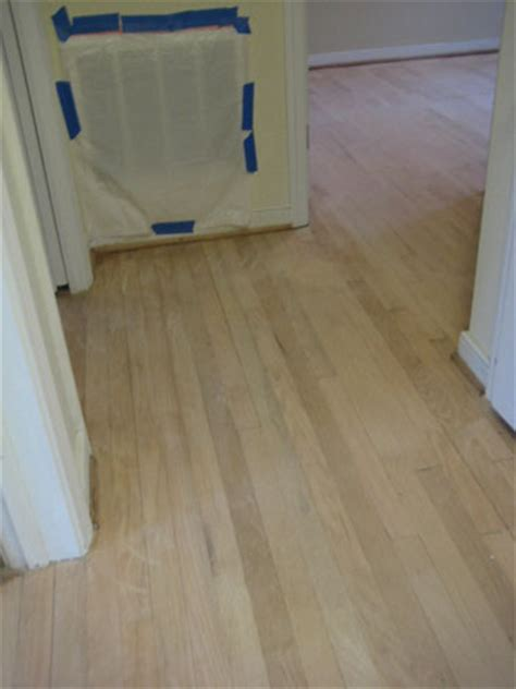 Diy Wood Floor Refinishing Refinish Hardwood Floors Refinish Hardwood Floors Were Painted