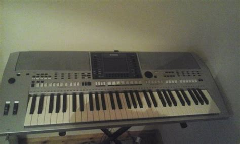 Keyboard Yamaha Psr S700 Second yamaha psr s700 for sale in longford town longford from imrof